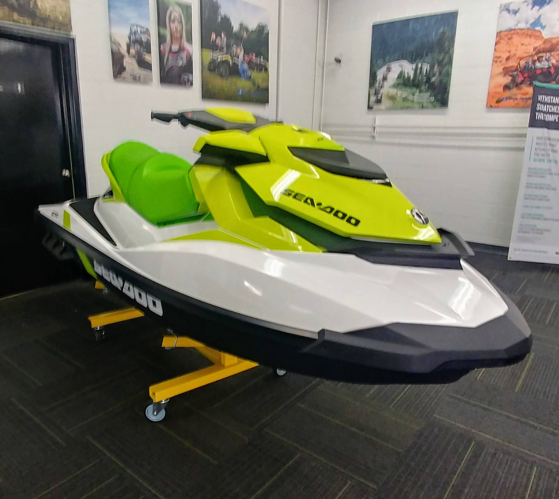2019 Sea-Doo GTI 90 iBR in Ontario, California - Photo 5