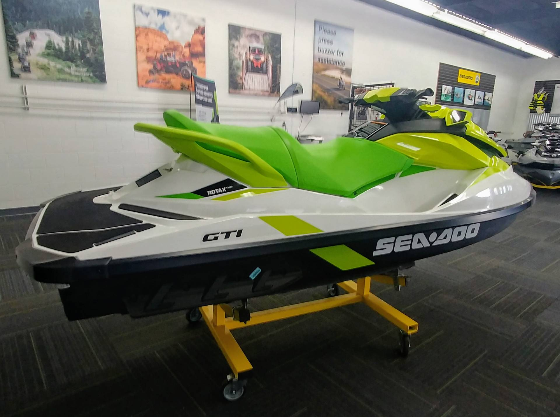 2019 Sea-Doo GTI 90 iBR in Ontario, California - Photo 6