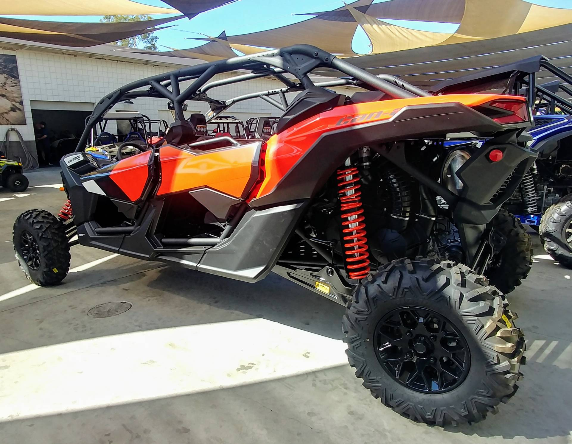 2020 Can-Am Maverick X3 MAX RS Turbo R in Ontario, California - Photo 5