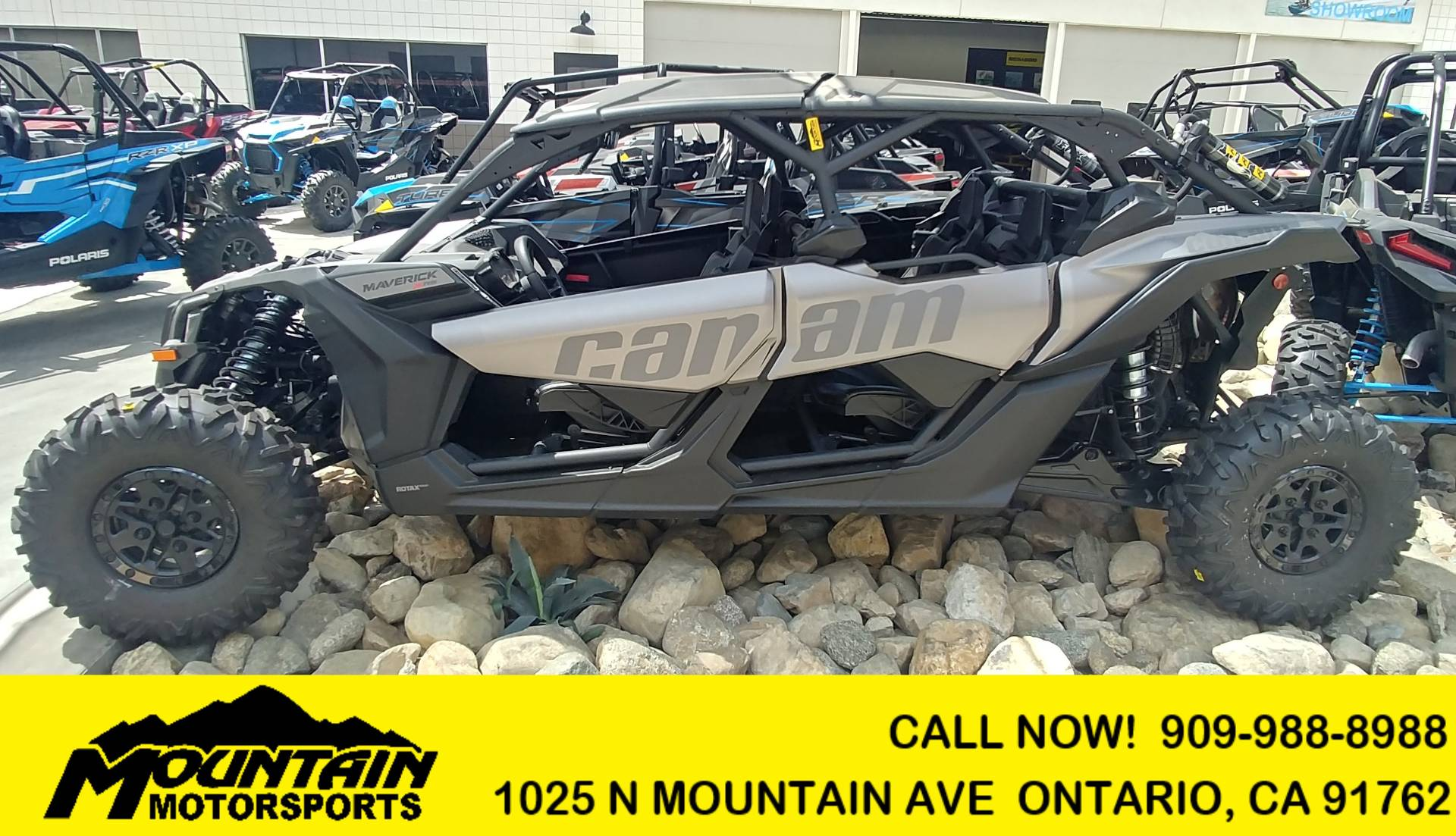 2019 Can Am Maverick X3 Max X Rs Turbo R For Sale Ontario Ca 3581