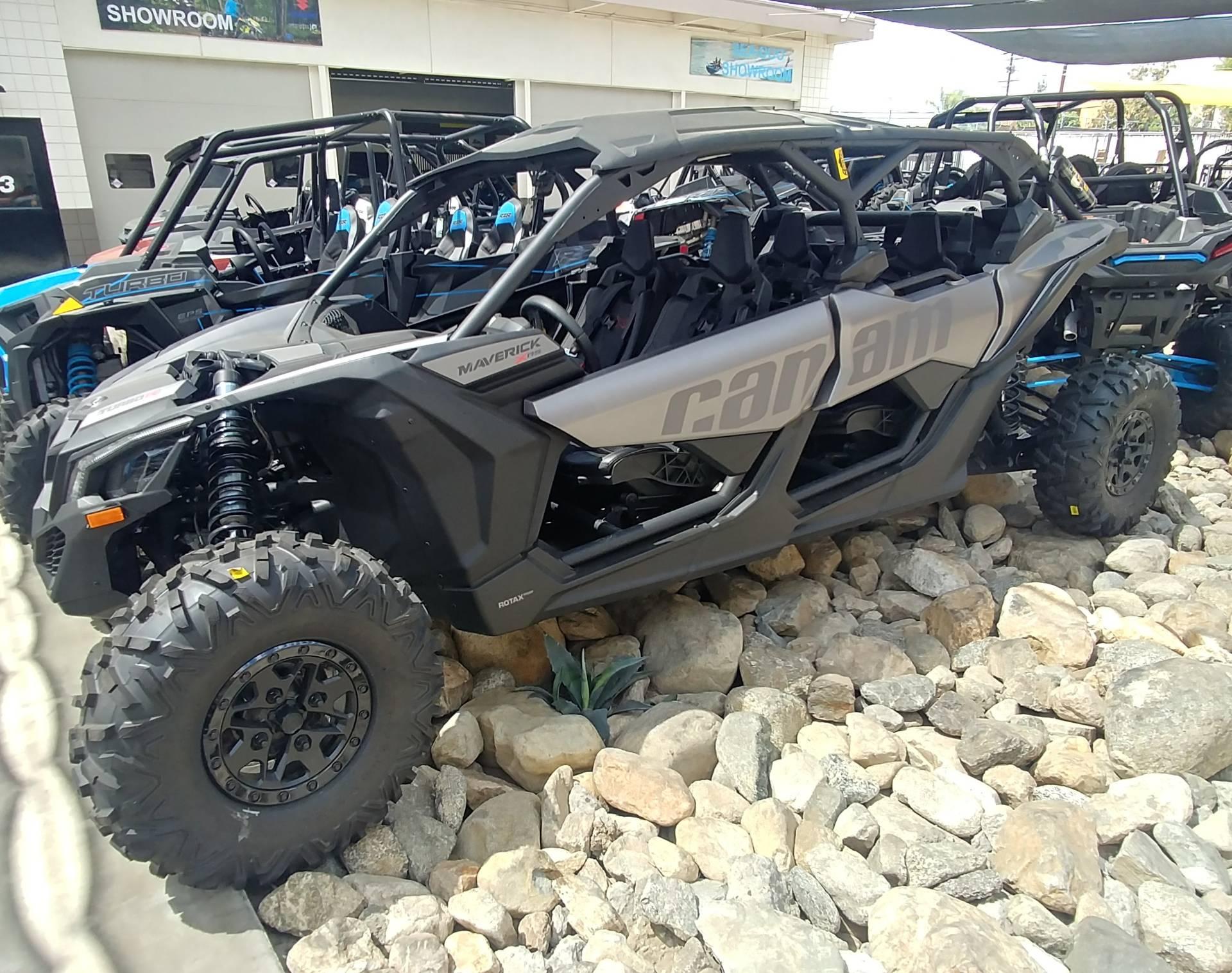 2019 Can-Am™ Maverick X3 Max X rs Turbo R 3