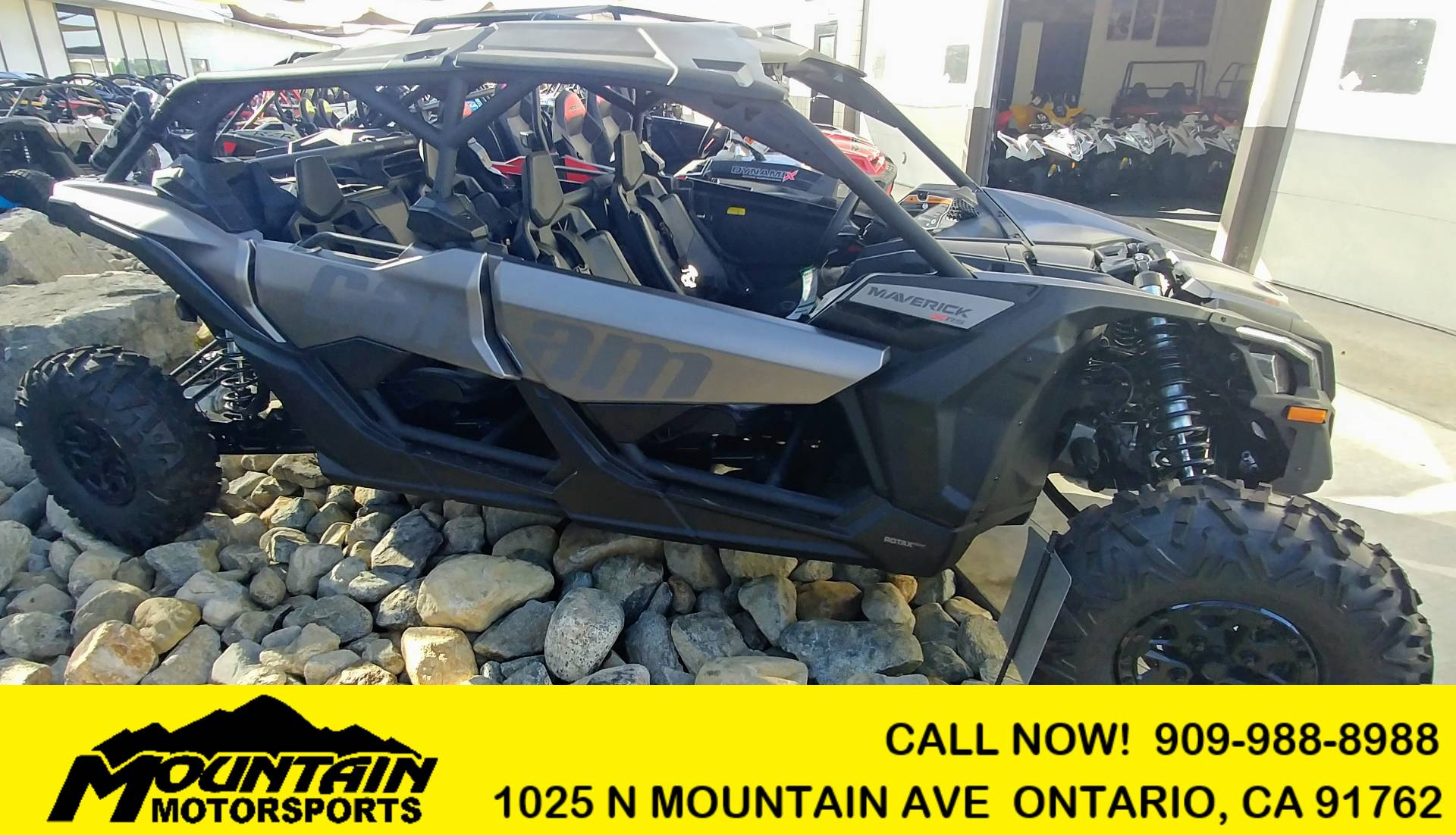 2019 Can-Am Maverick X3 Max X rs Turbo R for sale 5752
