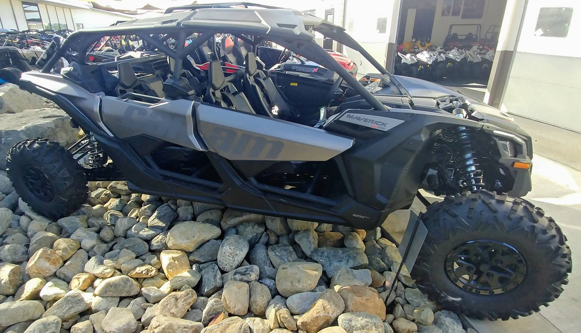 2019 Can-Am� Maverick X3 Max X rs Turbo R 4
