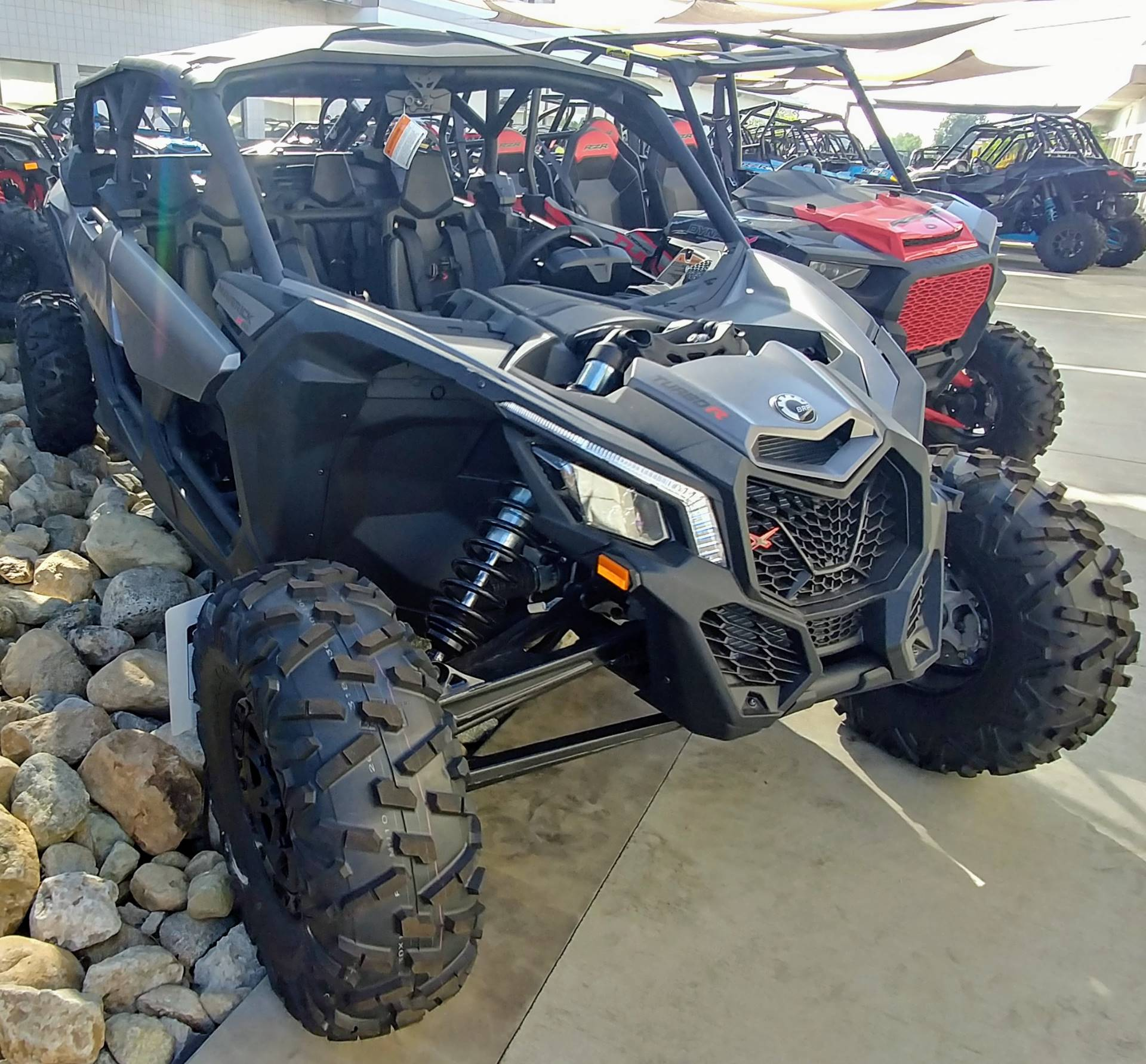 2019 Can-Am™ Maverick X3 Max X rs Turbo R 7