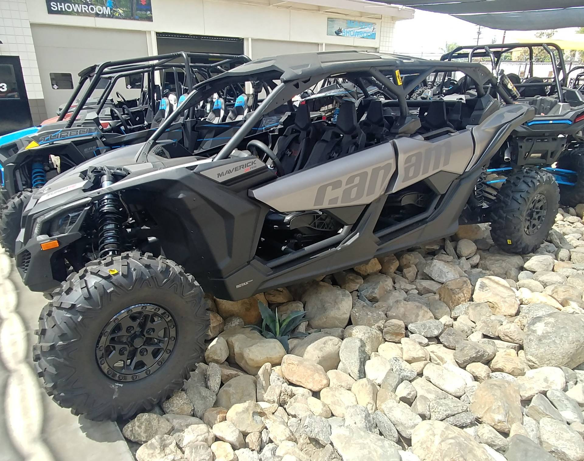 2019 Can-Am™ Maverick X3 Max X rs Turbo R 3