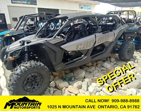2019 Can-Am Maverick X3 Max X rs Turbo R in Ontario, California