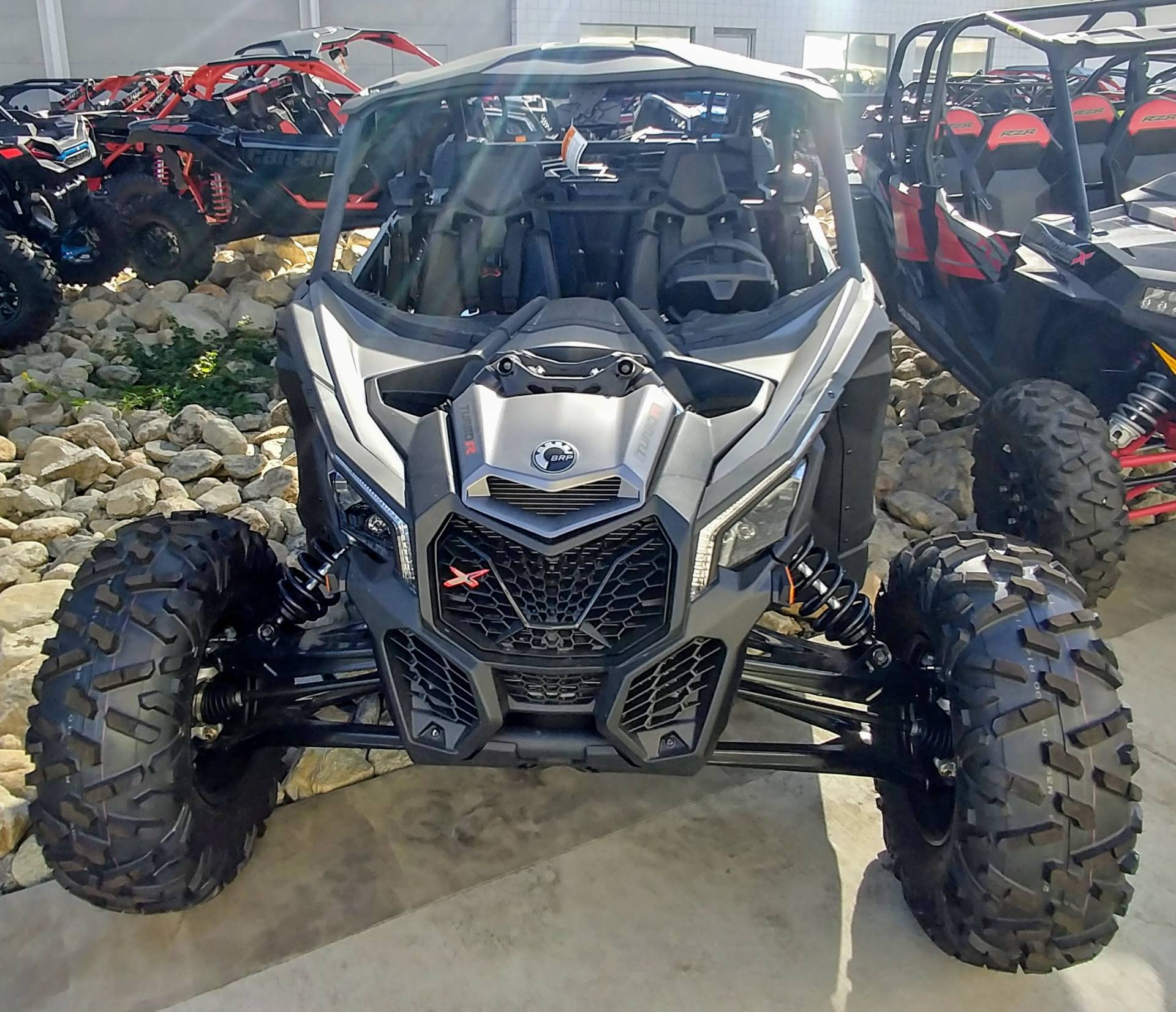 2019 Can-Am™ Maverick X3 Max X rs Turbo R 8