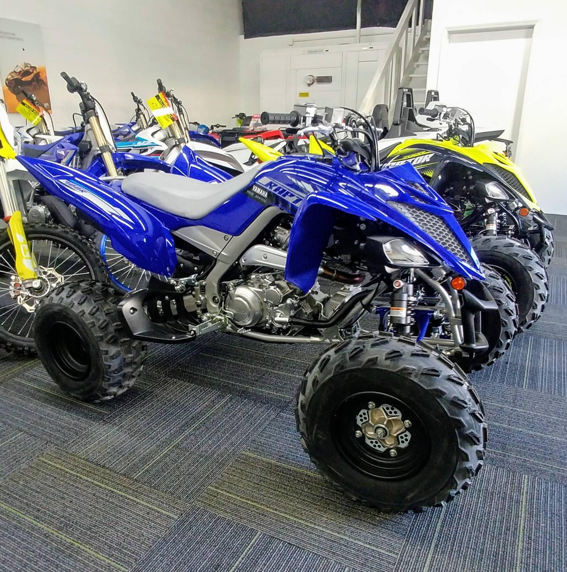 2020 Yamaha Raptor 700R 4