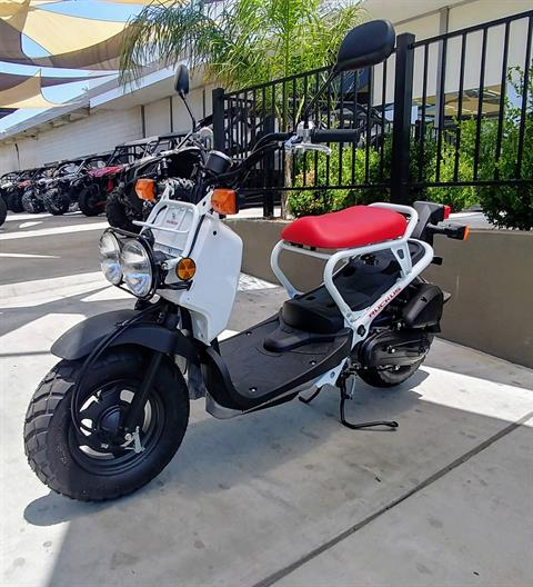 2019 Honda Ruckus in Ontario, California - Photo 3