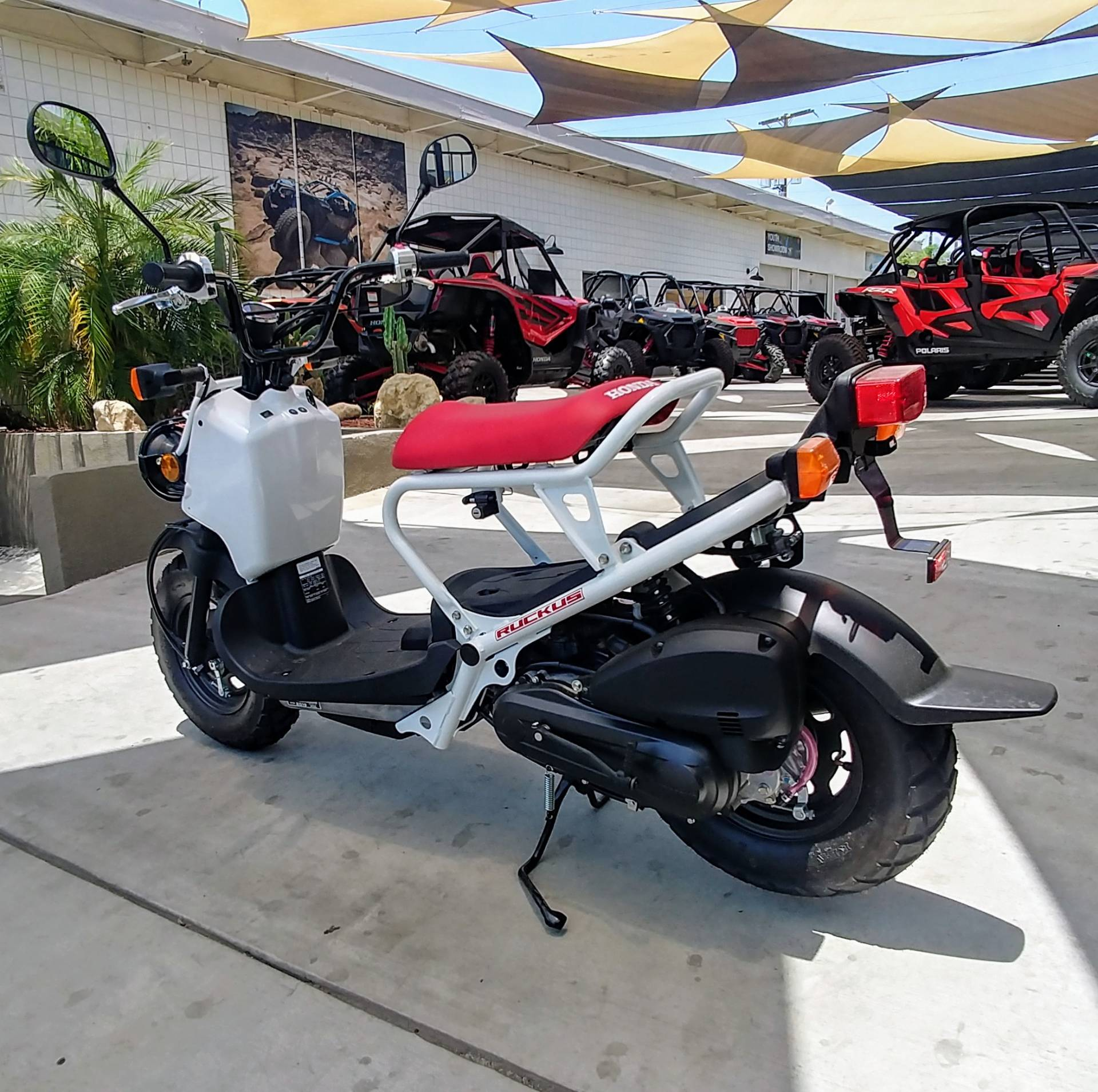 2019 Honda Ruckus in Ontario, California - Photo 4