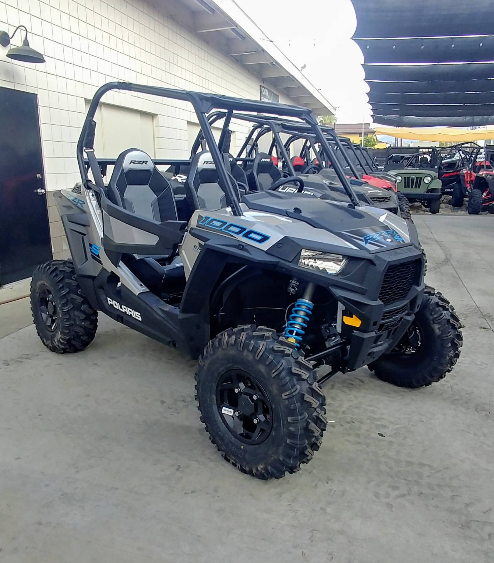 2020 Polaris RZR S 1000 Premium in Ontario, California - Photo 2