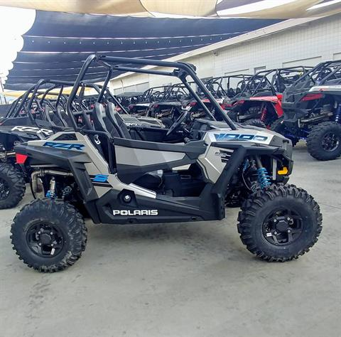 2020 Polaris RZR S 1000 Premium in Ontario, California - Photo 4