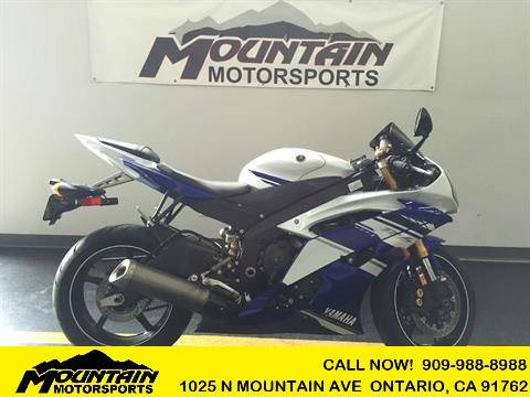 2014 Yamaha YZF-R6 for sale 54696