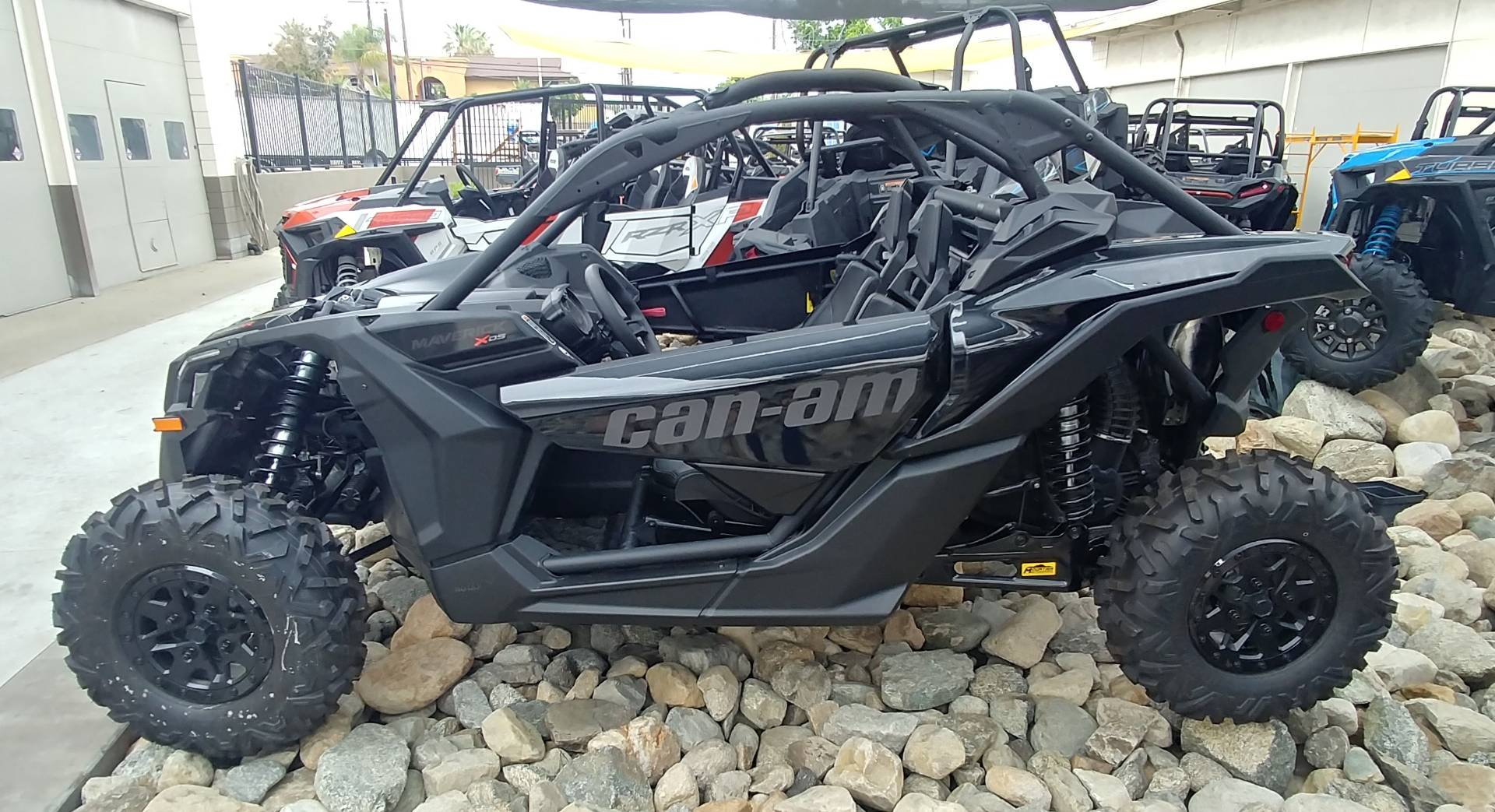 2019 Can-Am� Maverick X3 X ds Turbo R 2