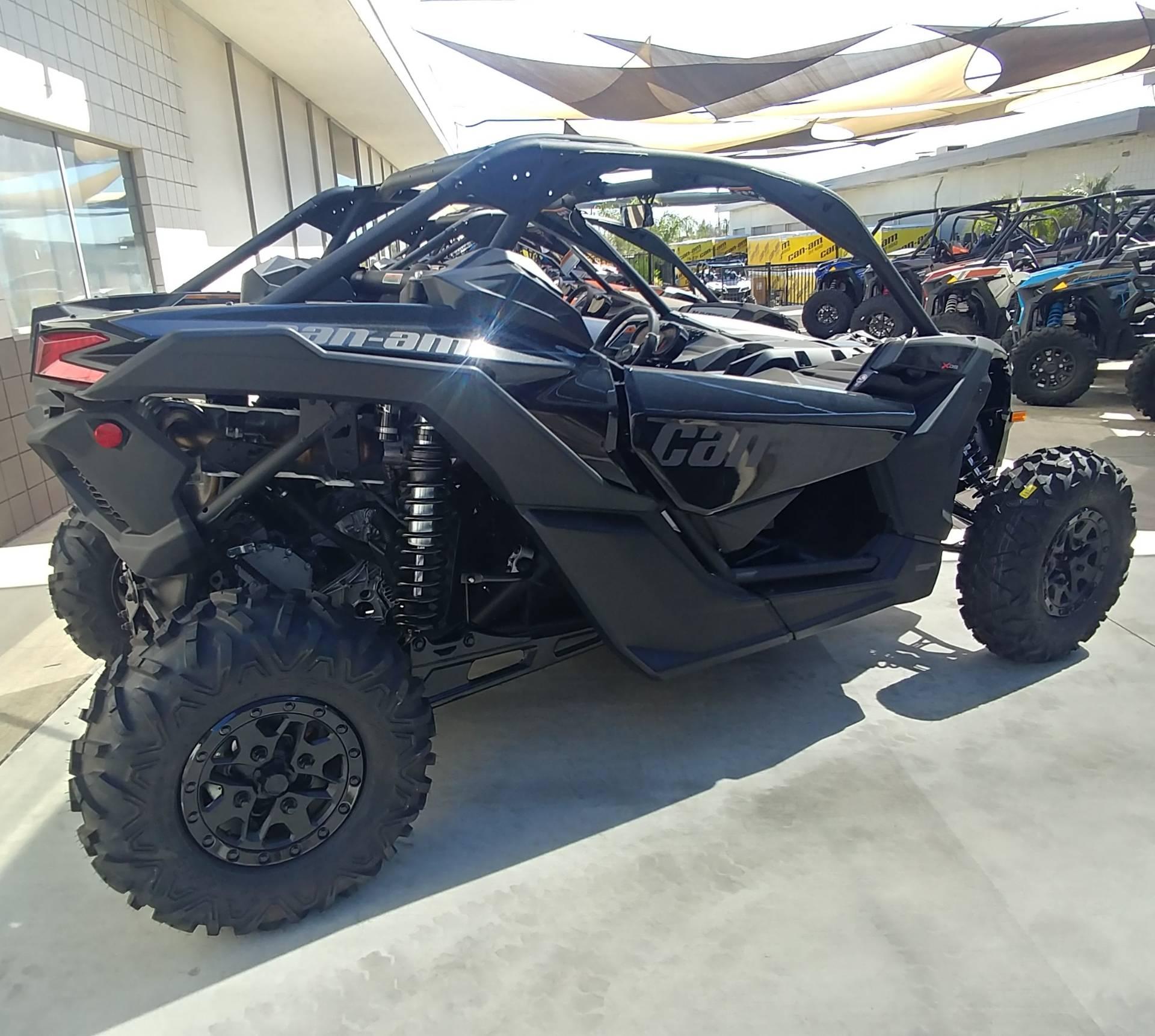 2019 Can-Am™ Maverick X3 X ds Turbo R 6