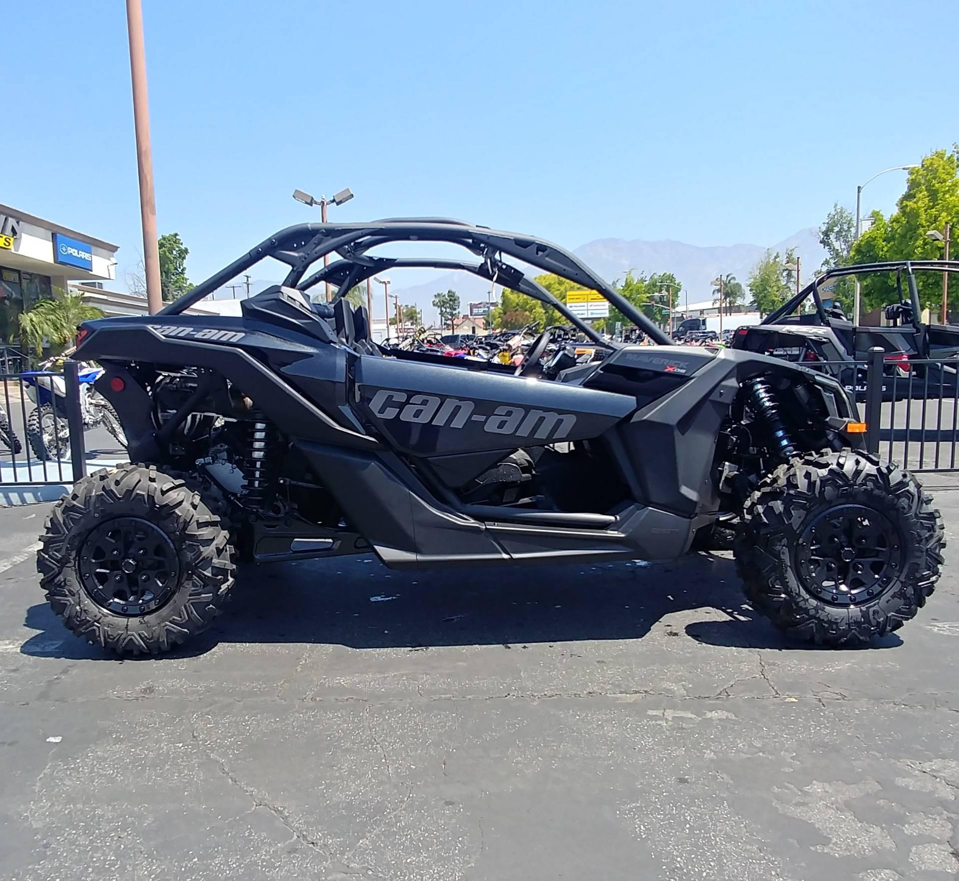2019 Can-Am� Maverick X3 X ds Turbo R 7