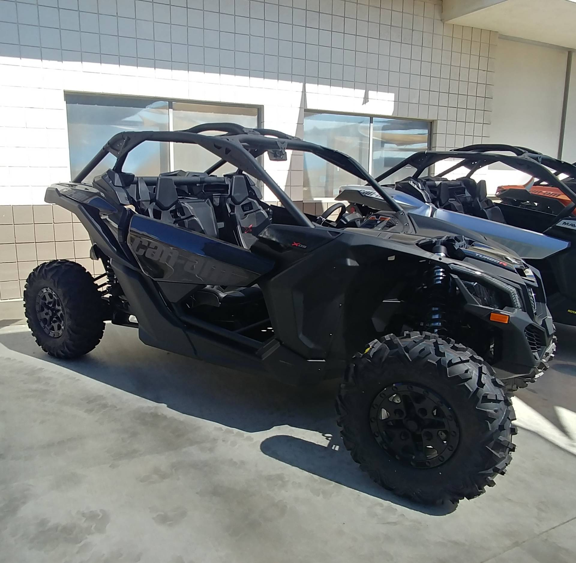 2019 Can-Am Maverick X3 X ds Turbo R in Ontario, California - Photo 15