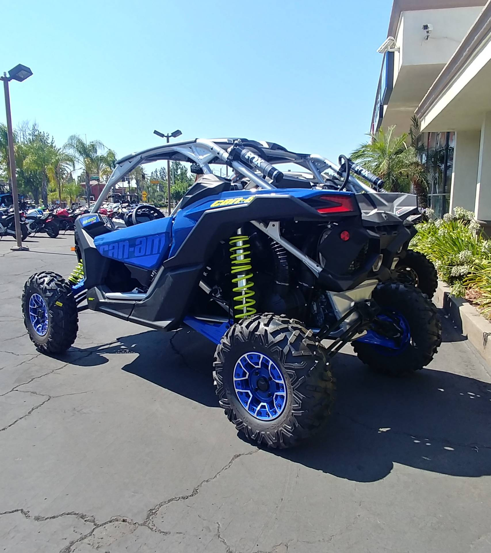 2020 Can-Am Maverick X3 X RS Turbo RR in Ontario, California - Photo 5