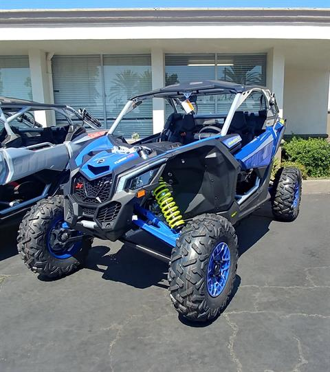 2020 Can-Am Maverick X3 X RS Turbo RR in Ontario, California - Photo 3
