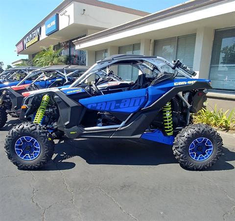 2020 Can-Am Maverick X3 X RS Turbo RR in Ontario, California - Photo 4