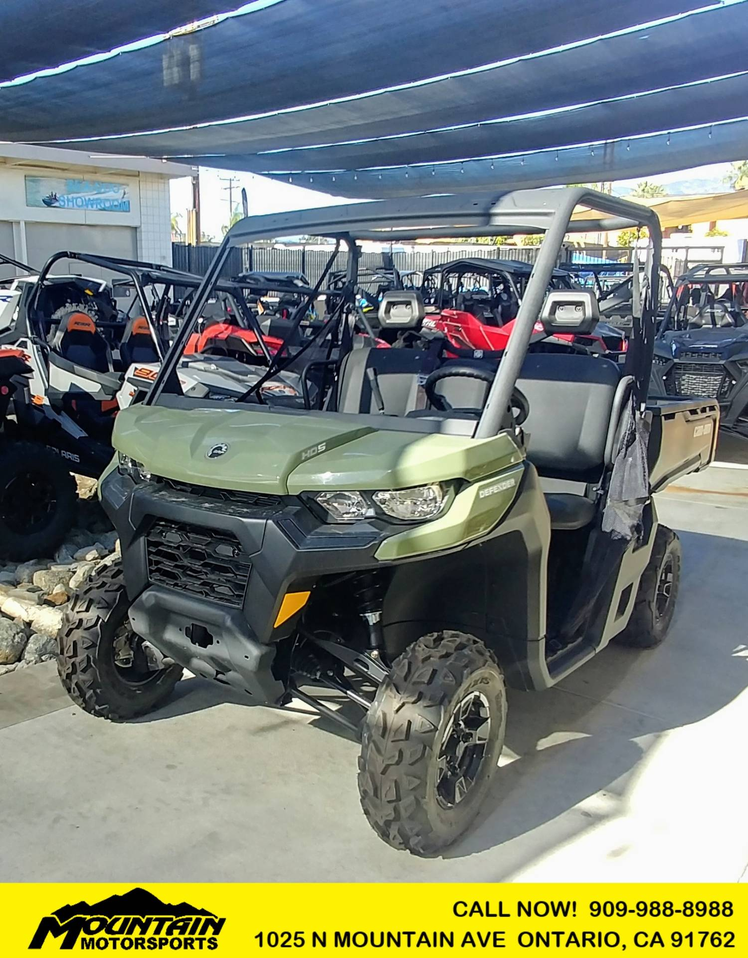 2020 Can-Am Defender DPS HD5 in Ontario, California - Photo 1