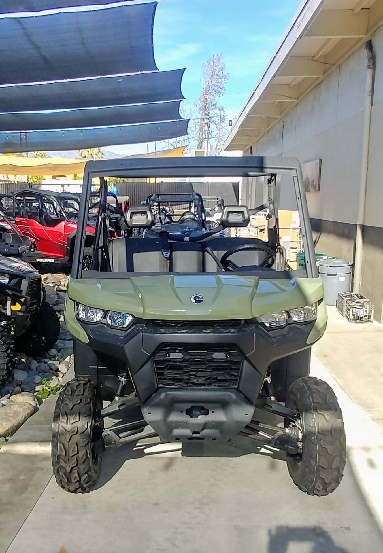 2020 Can-Am Defender DPS HD5 in Ontario, California - Photo 2