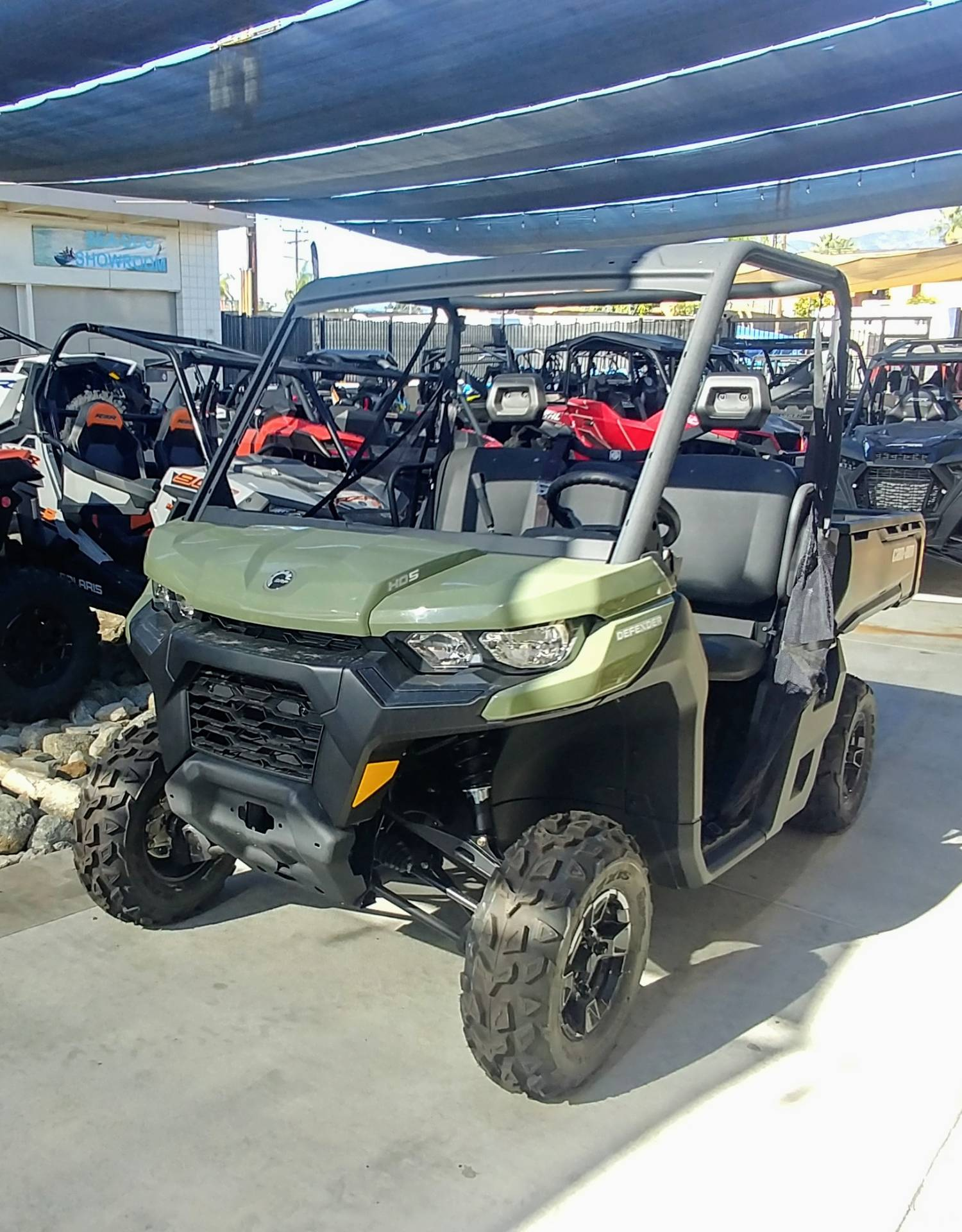 2020 Can-Am Defender DPS HD5 in Ontario, California - Photo 3