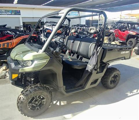 2020 Can-Am Defender DPS HD5 in Ontario, California - Photo 4