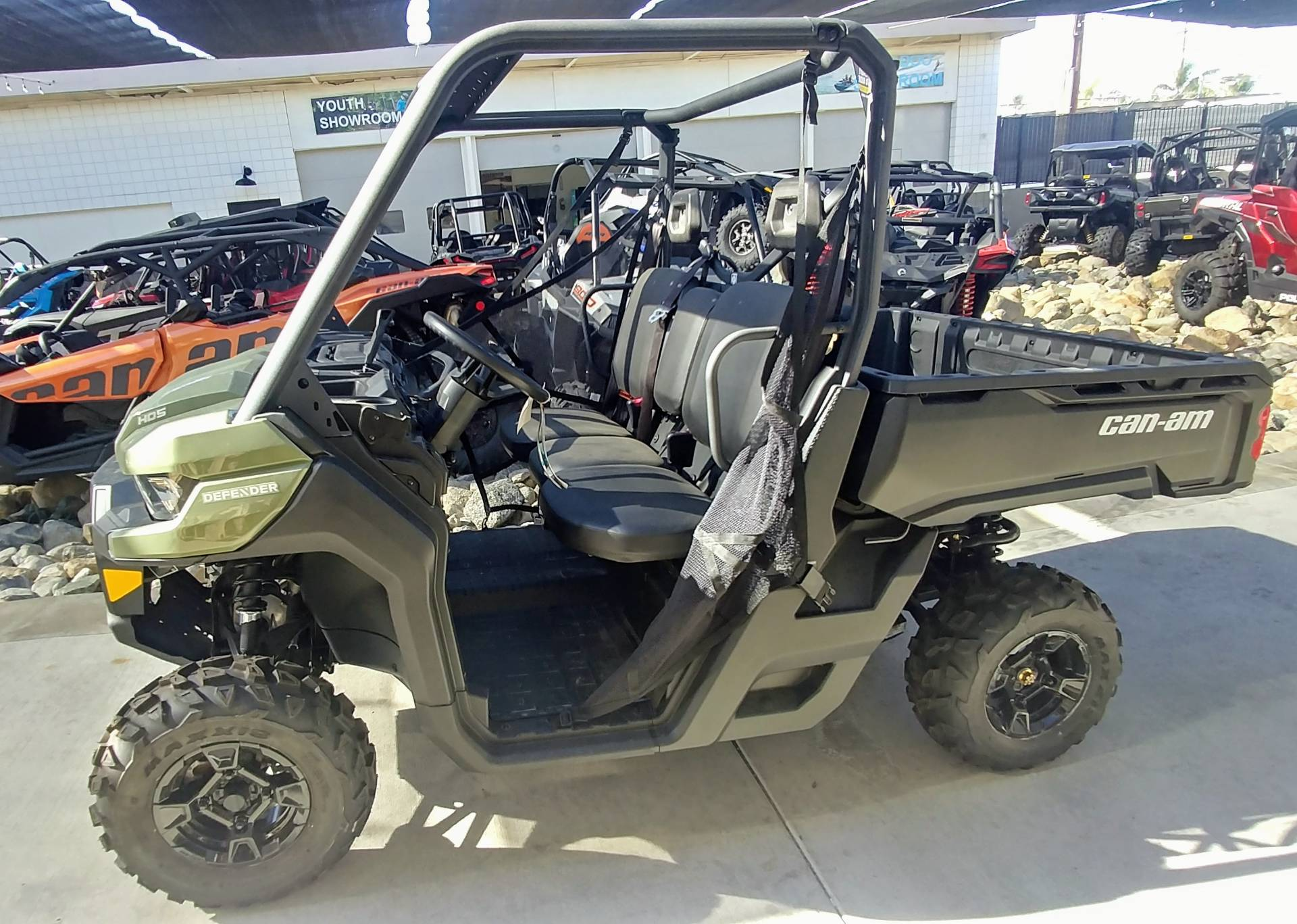 2020 Can-Am Defender DPS HD5 in Ontario, California - Photo 5