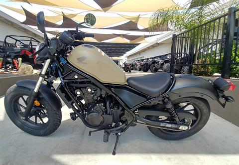 2019 Honda Rebel 500 in Ontario, California - Photo 3