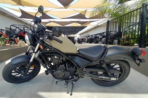2019 Honda Rebel 500 in Ontario, California - Photo 7