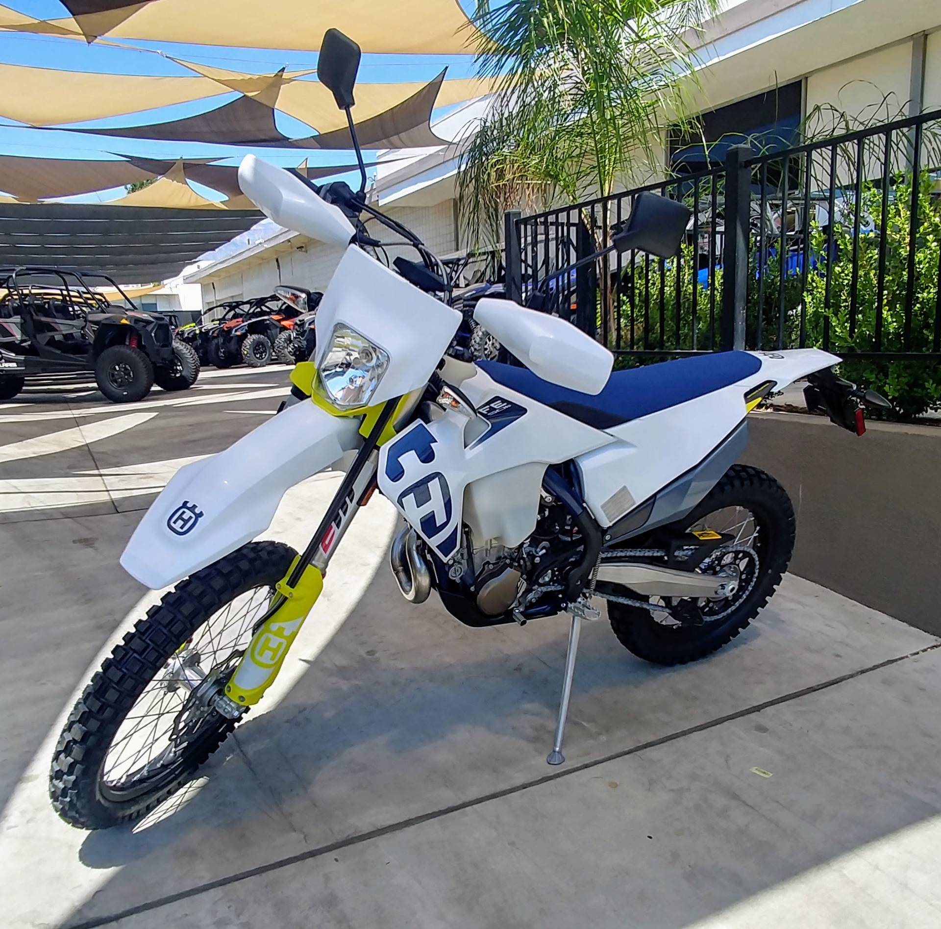 2020 Husqvarna FE 501s in Ontario, California - Photo 4