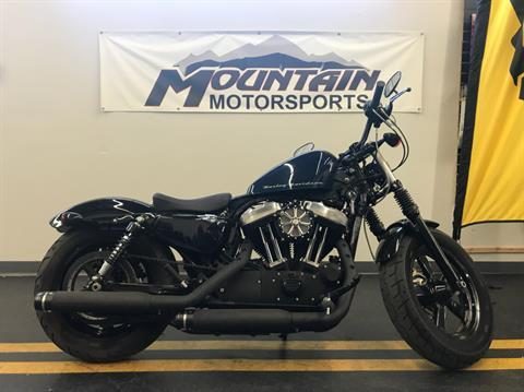 2014 Harley-Davidson XL1200X in Ontario, California - Photo 3