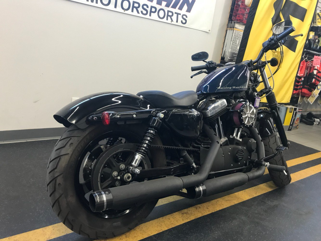 2014 Harley-Davidson XL1200X in Ontario, California - Photo 4