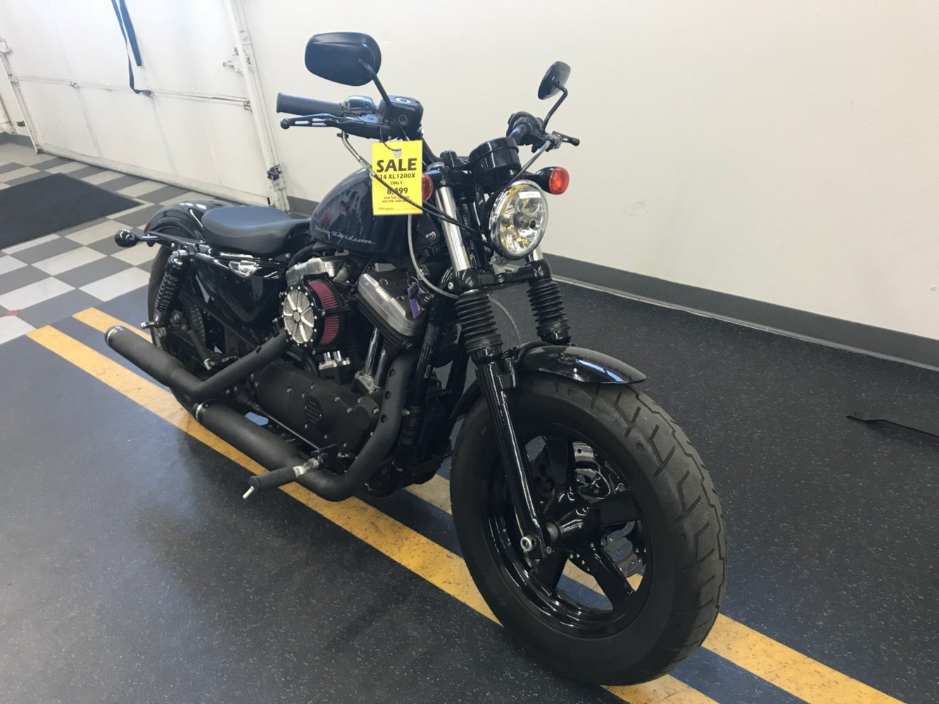 2014 Harley-Davidson XL1200X in Ontario, California