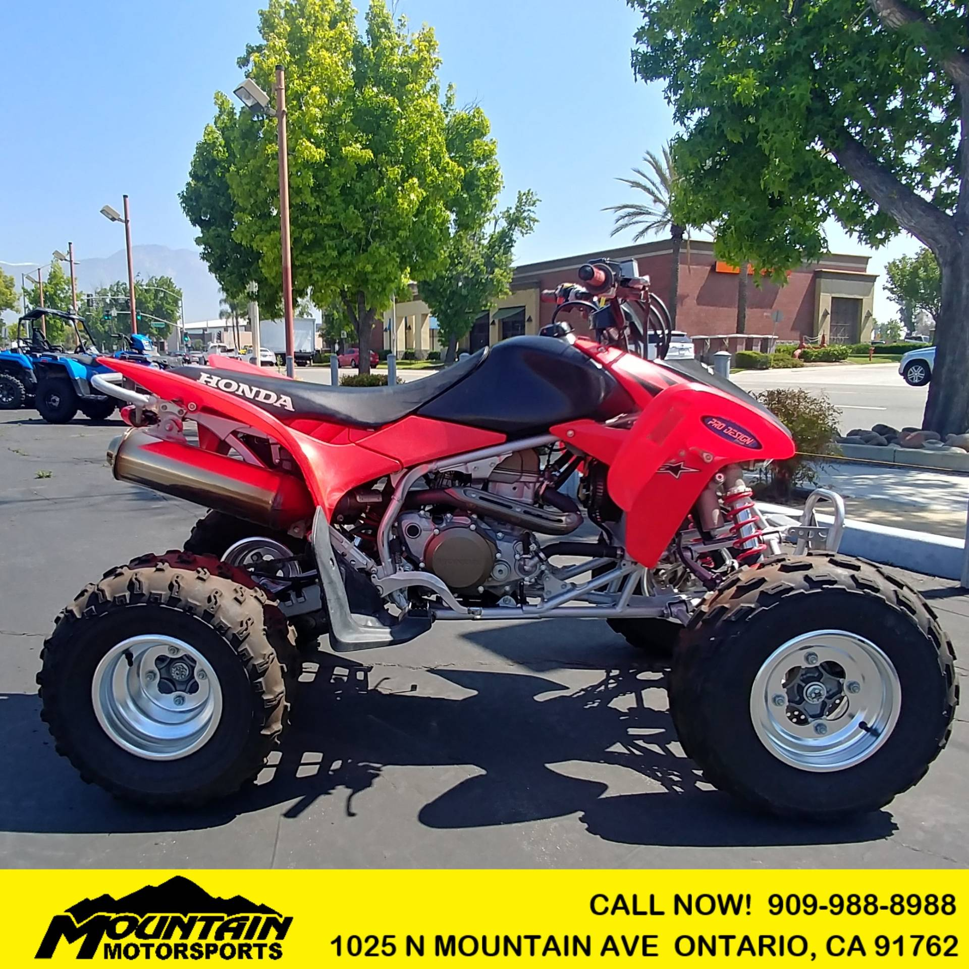 2006 Honda TRX450ER (Electric Start) in Ontario, California - Photo 1