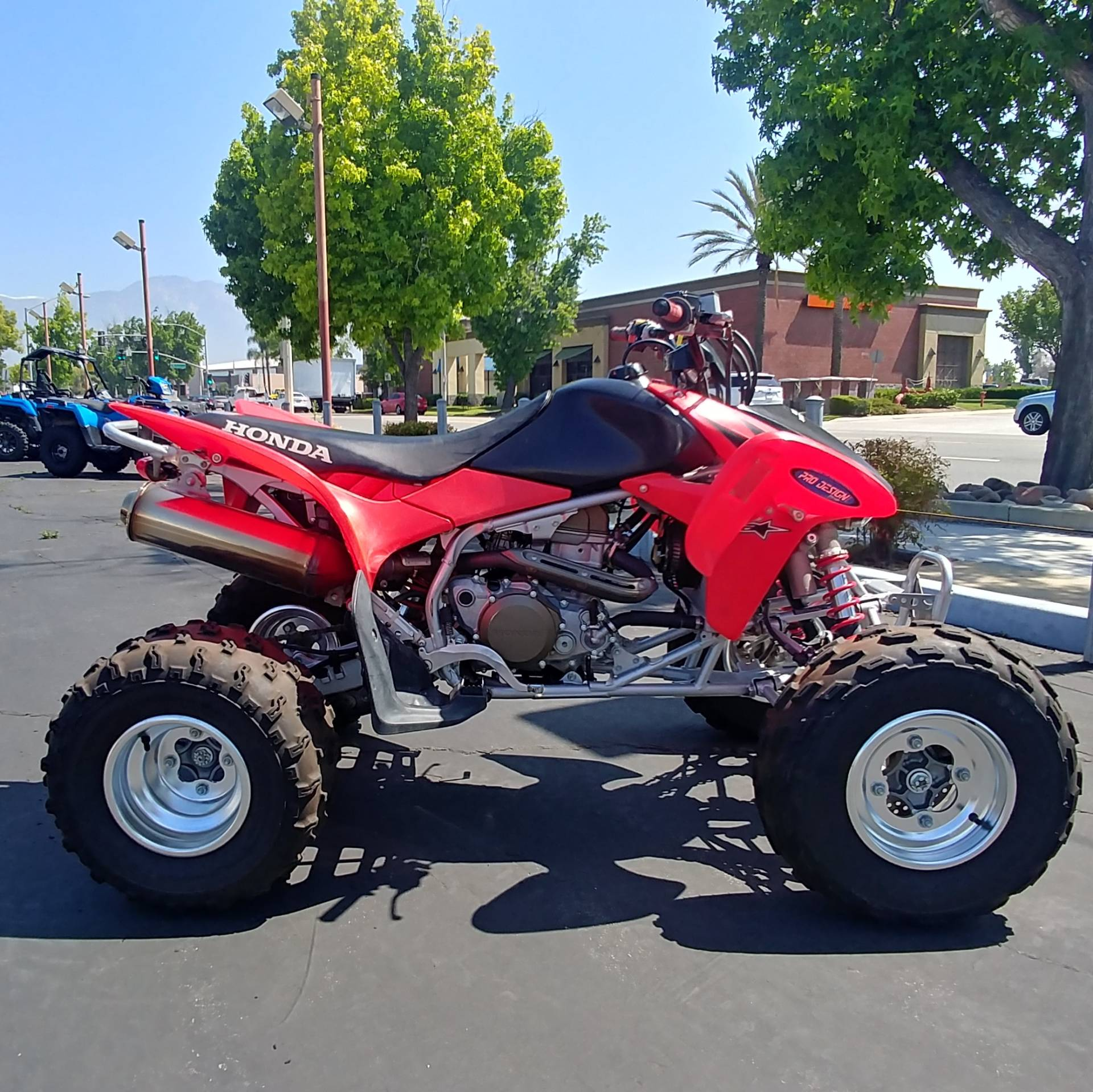 2006 Honda TRX450ER (Electric Start) in Ontario, California - Photo 2
