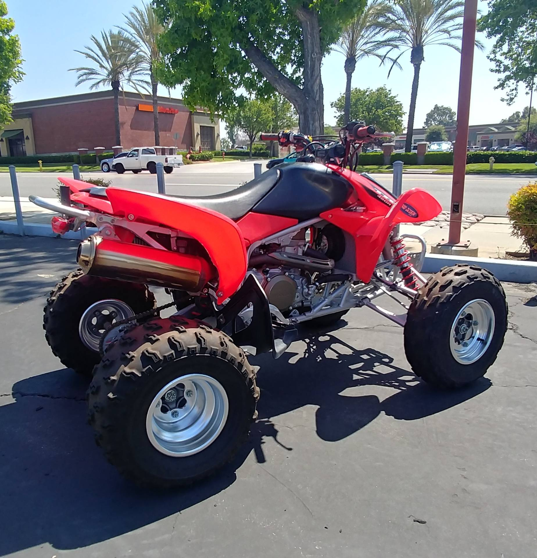 2006 Honda TRX450ER (Electric Start) in Ontario, California - Photo 4