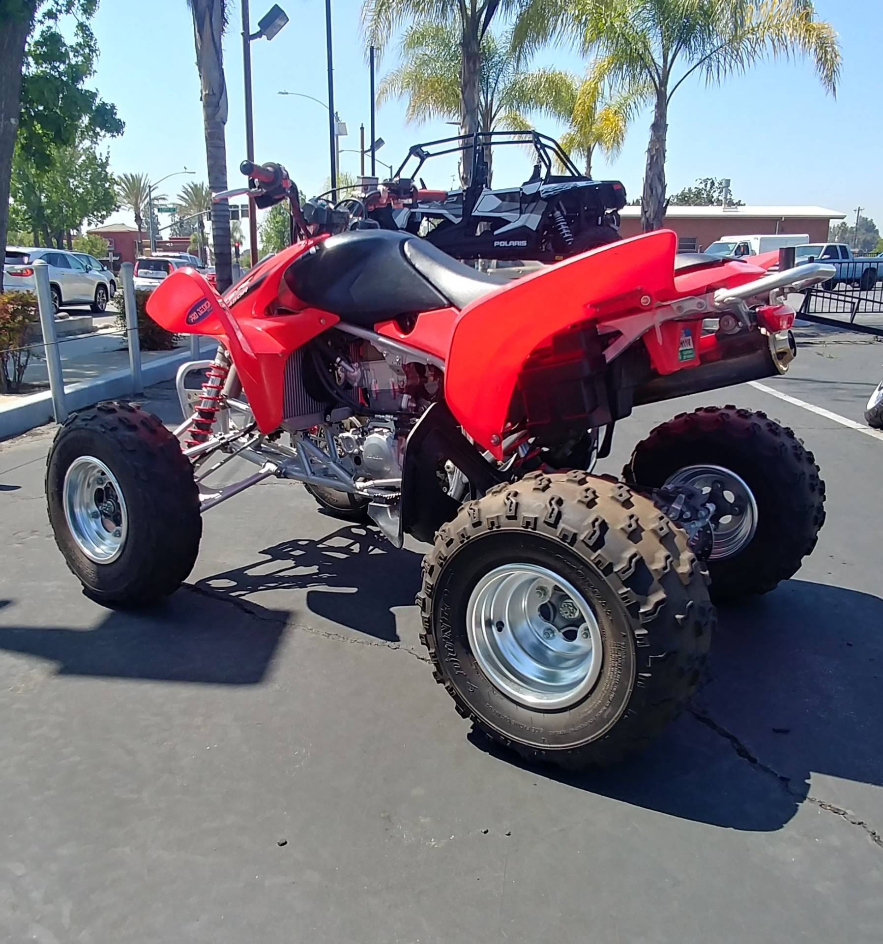 2006 Honda TRX450ER (Electric Start) in Ontario, California - Photo 9
