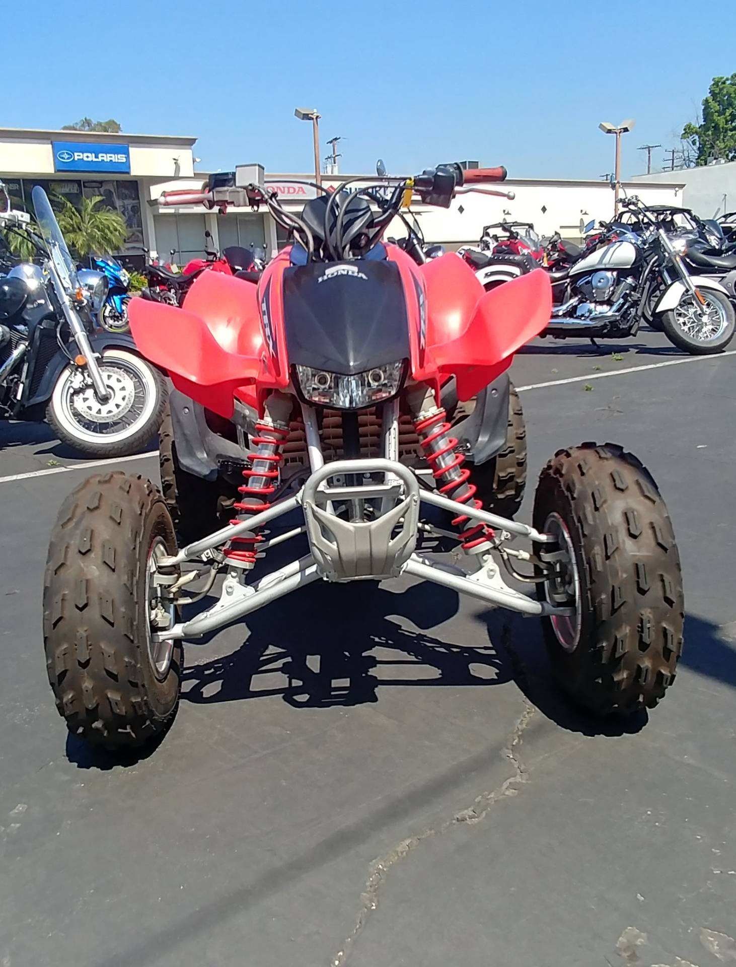 2006 Honda TRX450ER (Electric Start) in Ontario, California - Photo 10
