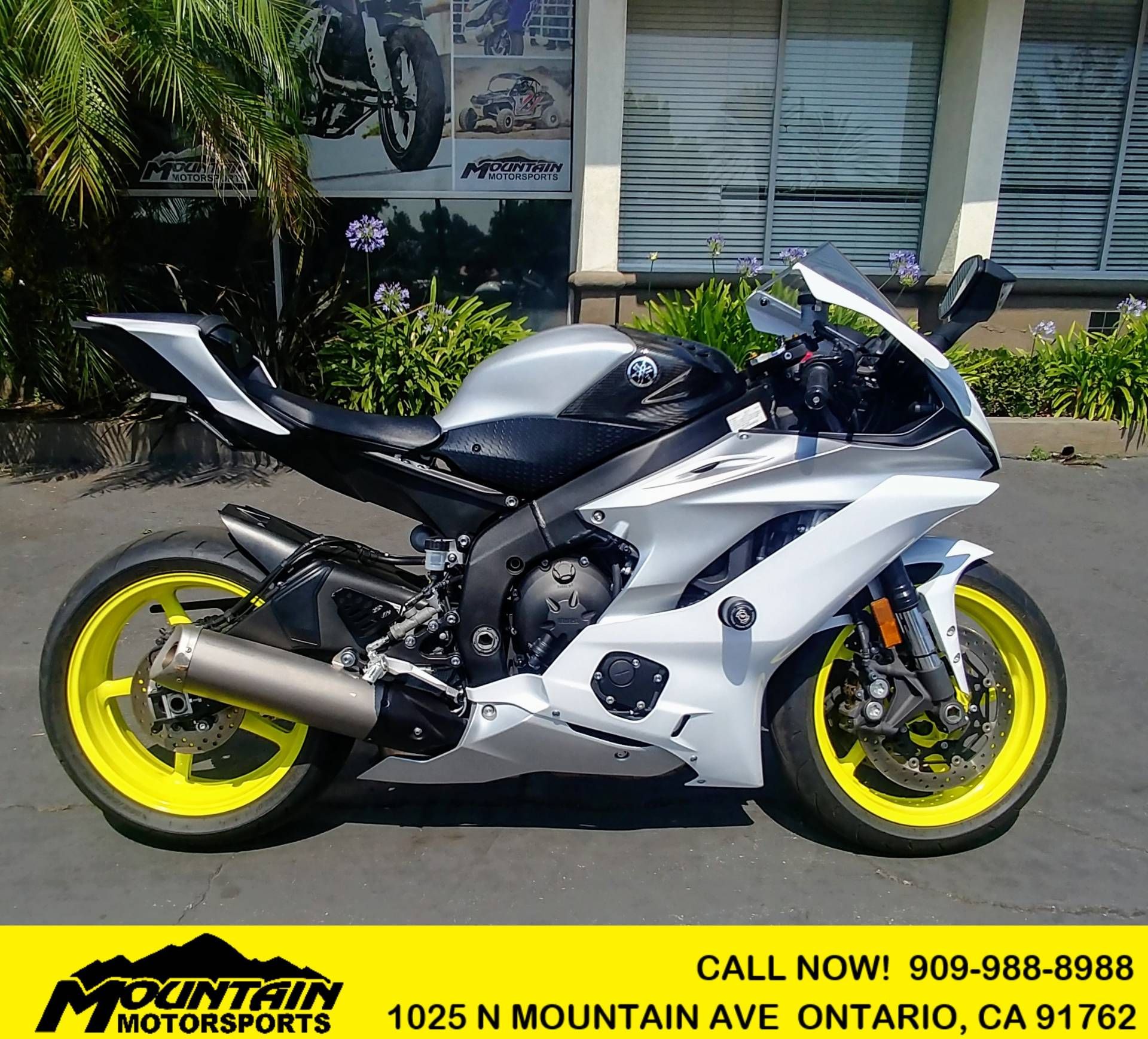 2017 Yamaha YZF-R6 for sale 135378