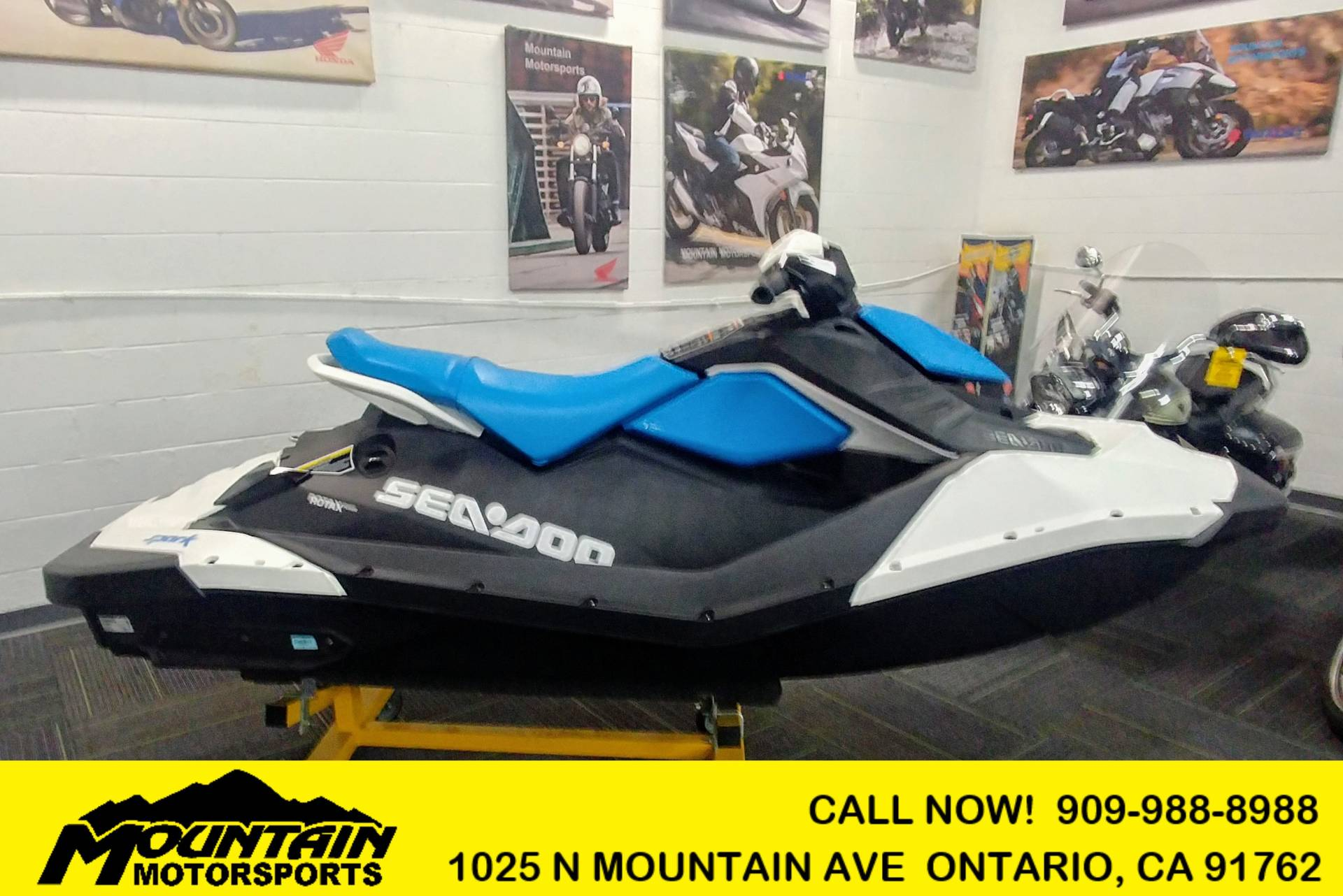 2019 Sea-Doo Spark 2up 900 ACE for sale 107235
