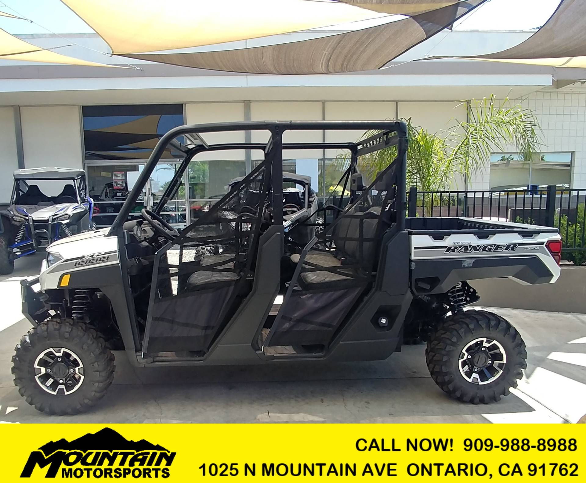 2019 Polaris Ranger Crew XP 1000 EPS Premium for sale 89965