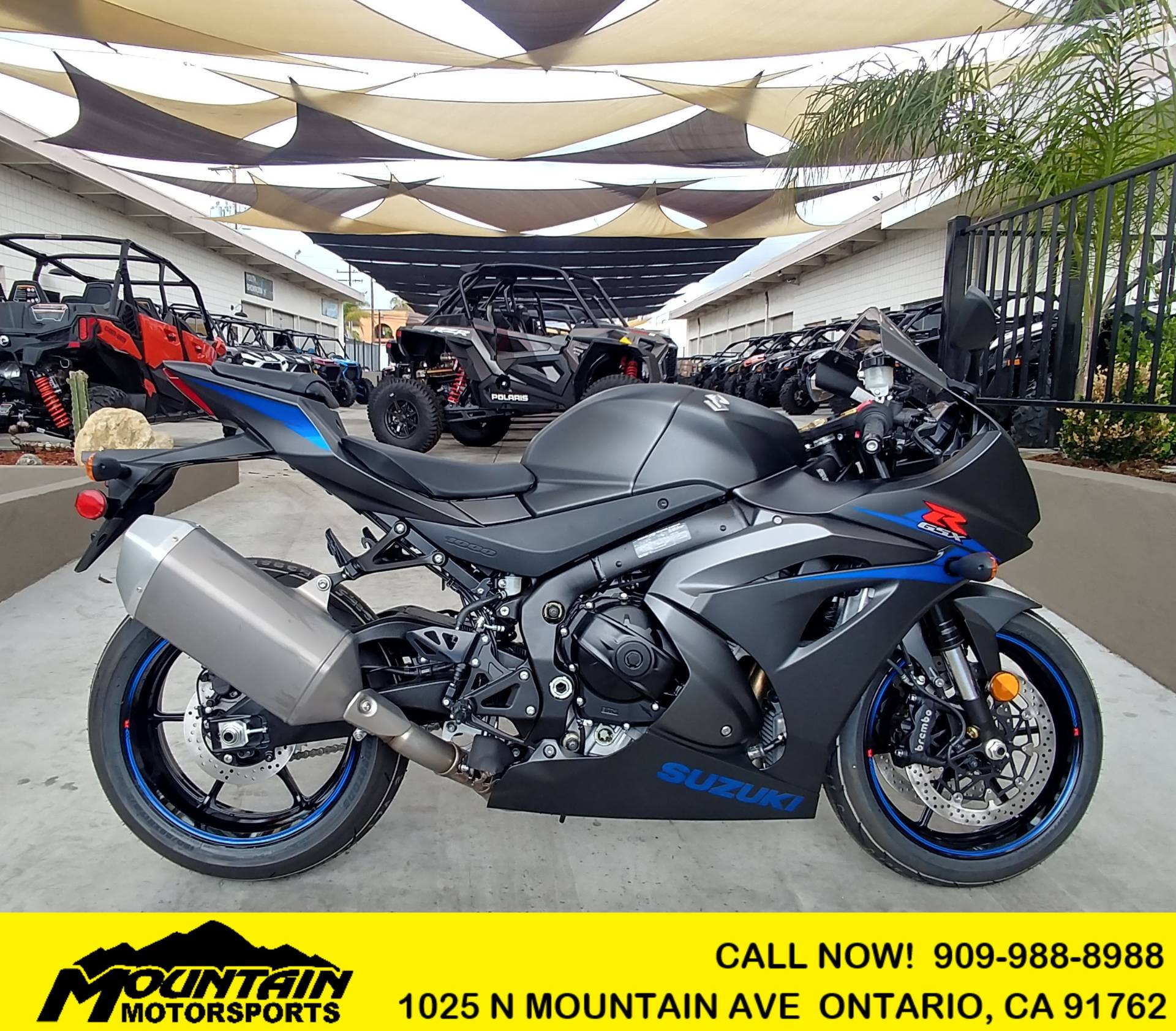 2018 Suzuki GSX-R1000 ABS in Ontario, California - Photo 1