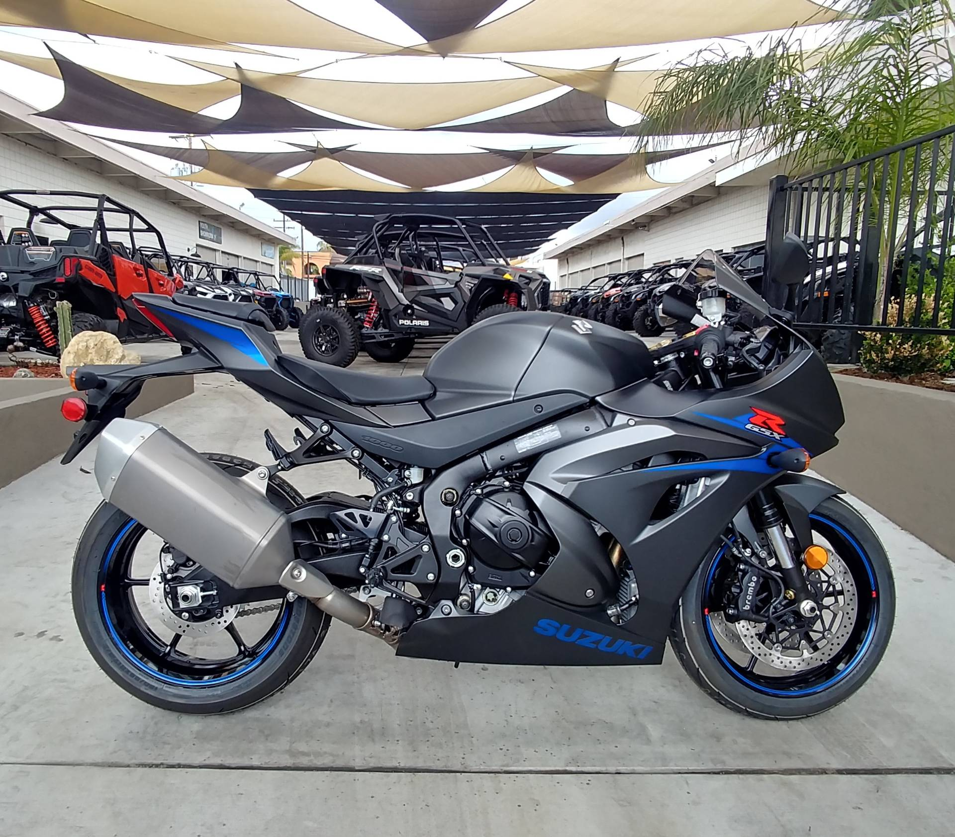 2018 Suzuki GSX-R1000 ABS in Ontario, California - Photo 2