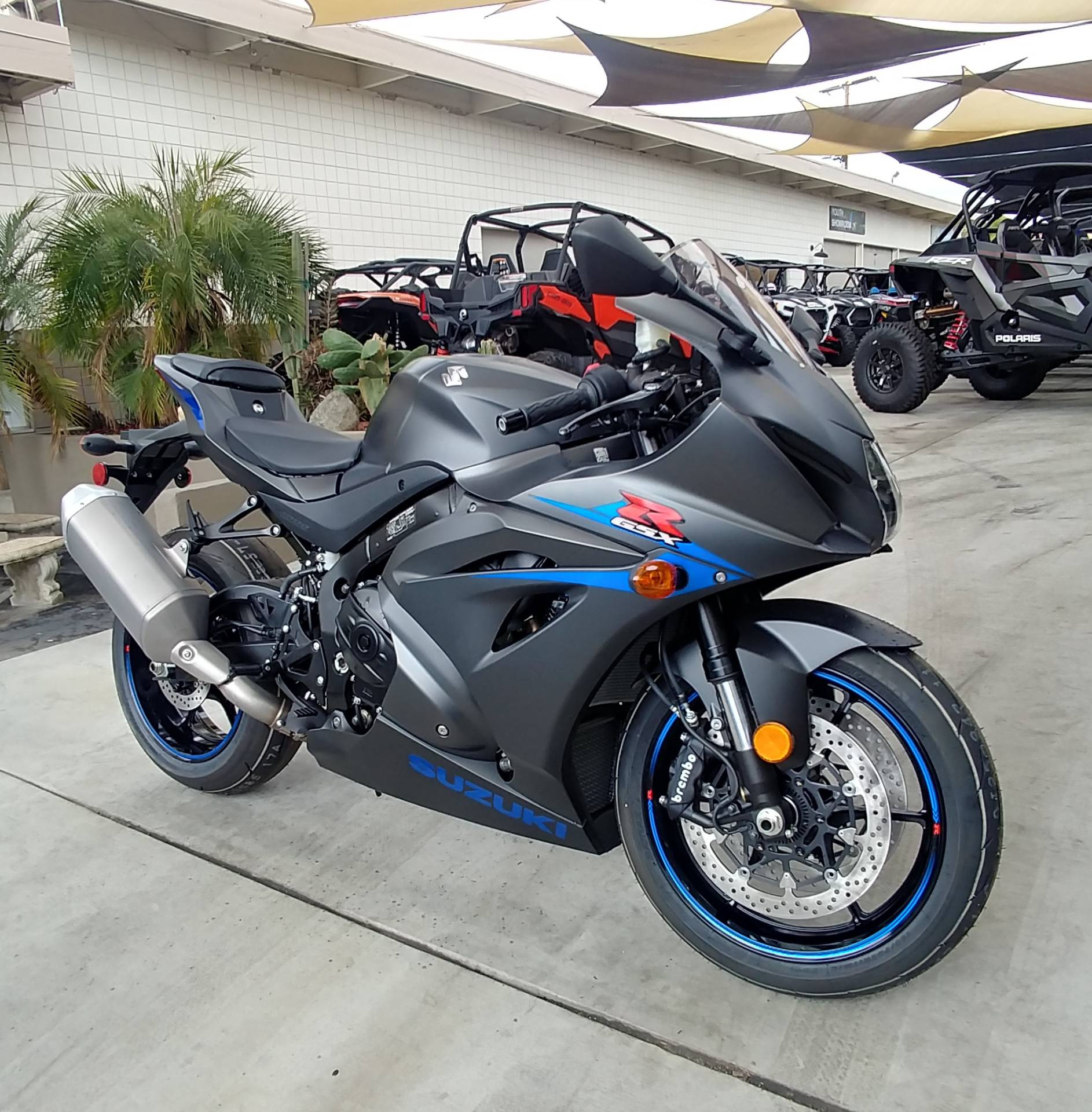 2018 Suzuki GSX-R1000 ABS in Ontario, California - Photo 3