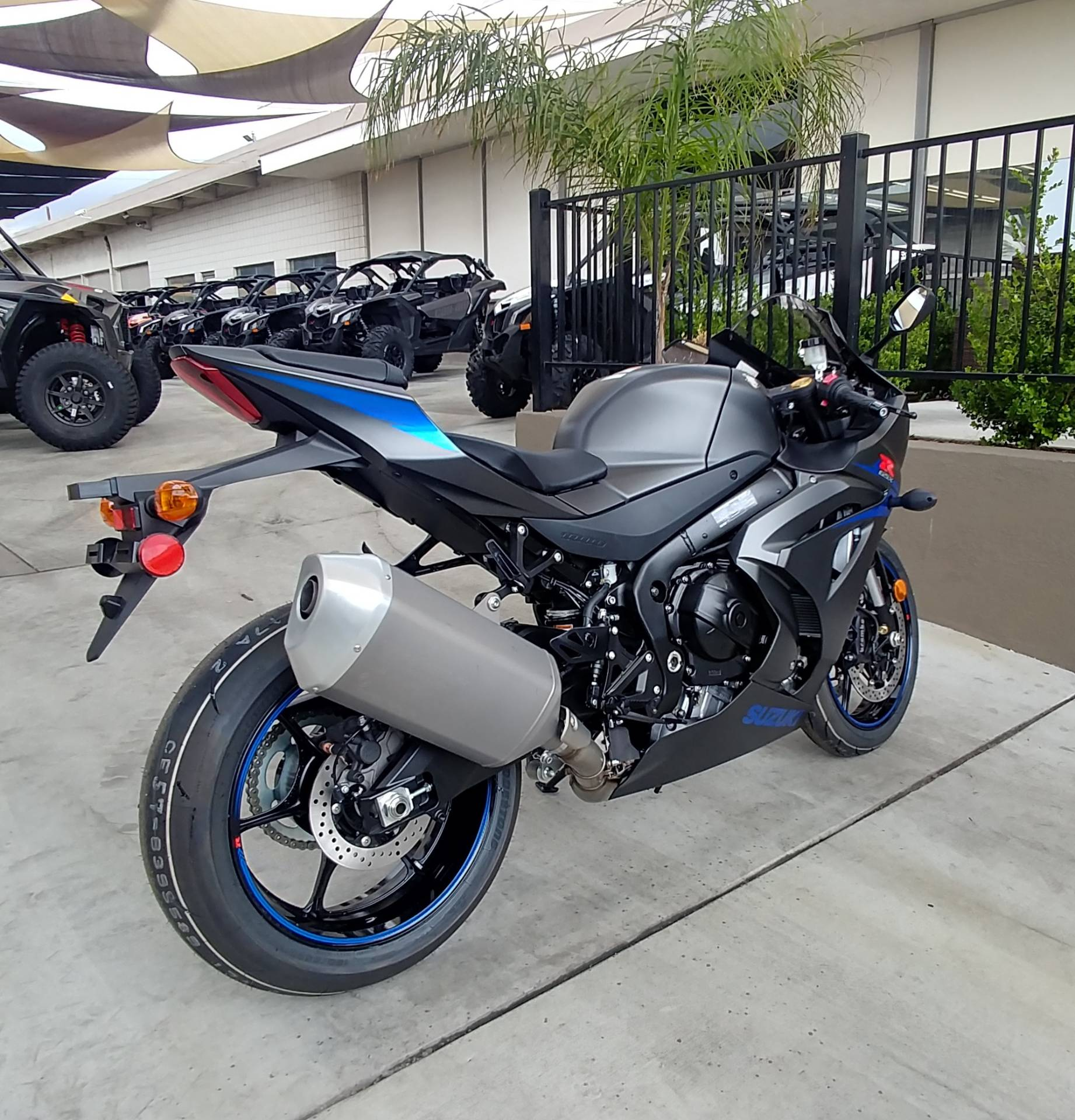 2018 Suzuki GSX-R1000 ABS in Ontario, California - Photo 4