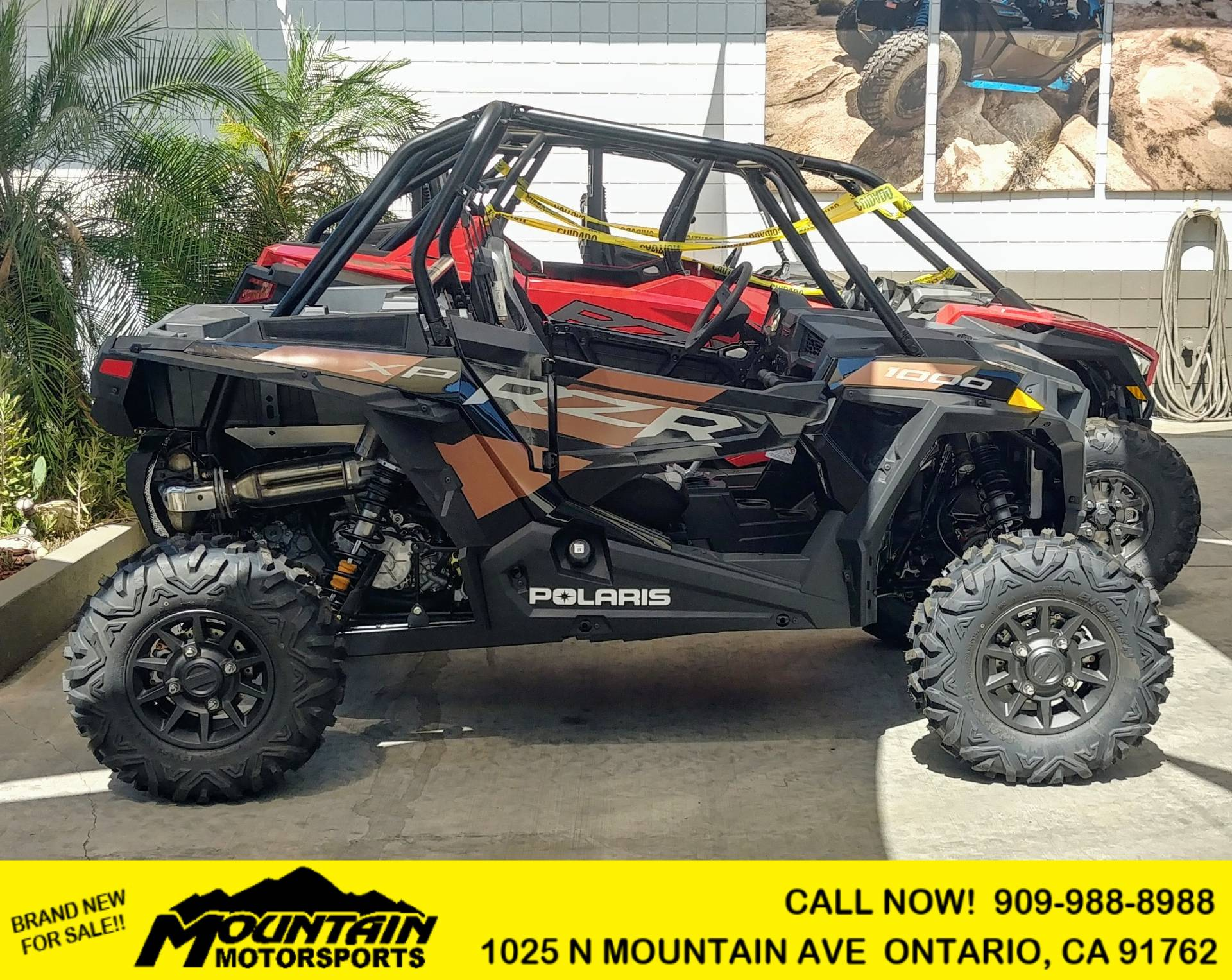 2021 Polaris RZR XP 1000 Sport in Ontario, California - Photo 1