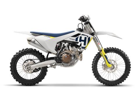 2018 Husqvarna FC 250 in Ontario, California