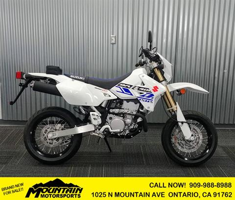 2020 Suzuki DR-Z400SM in Ontario, California - Photo 1